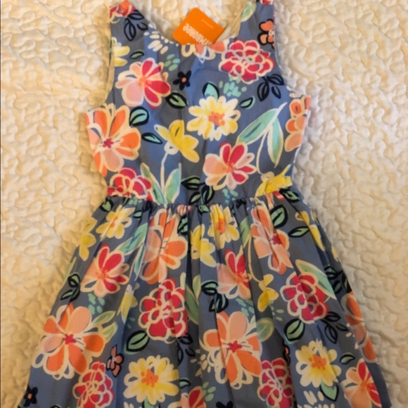 size 7, Girl dress. Brand New